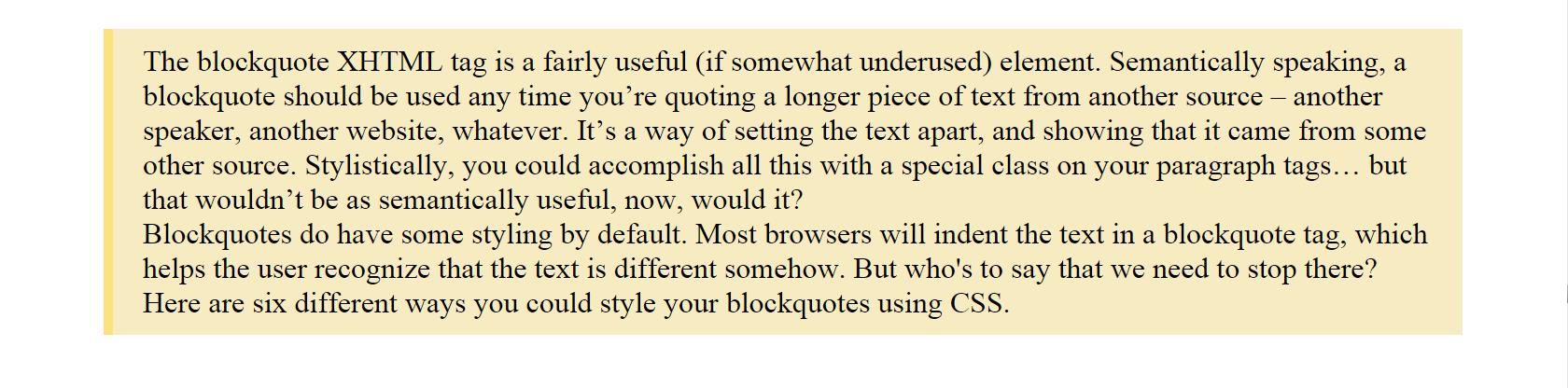 Write Configuration settings